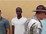 army sex, euro, gay fuck, outdoor sex, sex, threesome, uniform